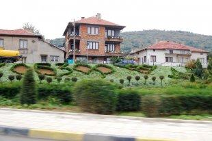 Болгария:дома