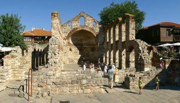 Экскурсия в Несебр в Болгарии