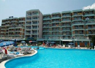 Отель Дельфин 3* Солнечный