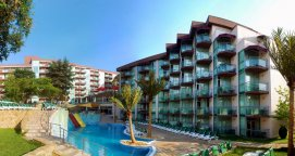Отель Мимоза 4* Золотые Пески