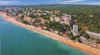 курорт Золотые пески, Болгария